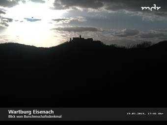 Webcam Wartburg Castle