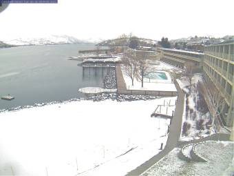 Webcam Chelan, Washington