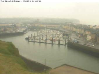 Webcam Dieppe