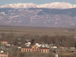 Webcam Laramie, Wyoming