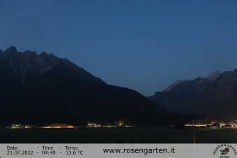 Webcam Toblach (Dolomites)