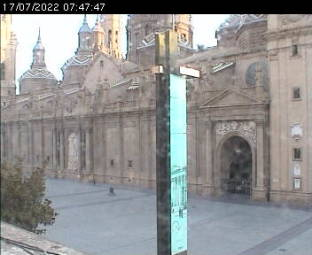 Webcam Zaragoza