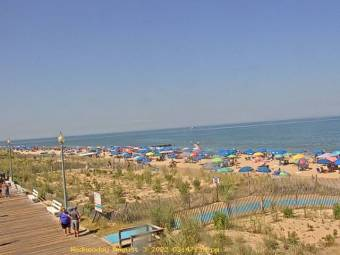Webcam Rehoboth Beach, Delaware