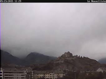 Webcam Sion