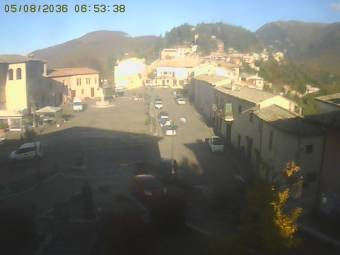 Webcam Norcia