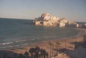 Webcam Peñíscola