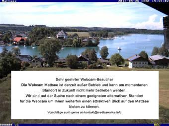 Webcam Mattsee