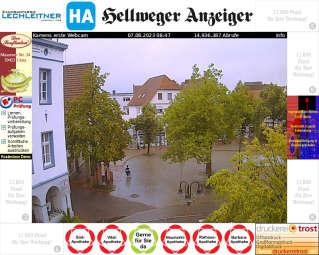 Webcam Kamen