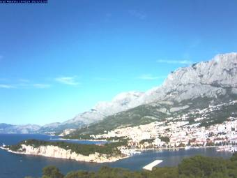 Webcam Makarska