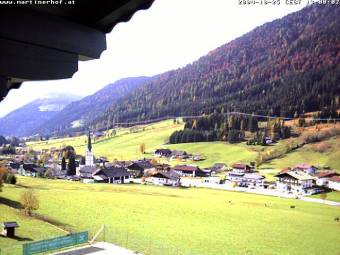 Webcam Sankt Martin am Tennengebirge