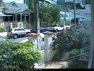 Webcam Port-of-Spain