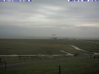 Webcam Hallig Hooge