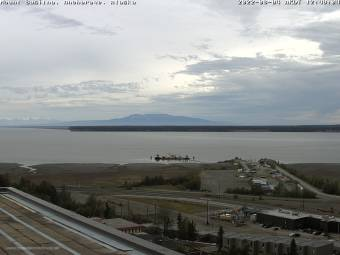 Webcam Mount Susitna, Alaska