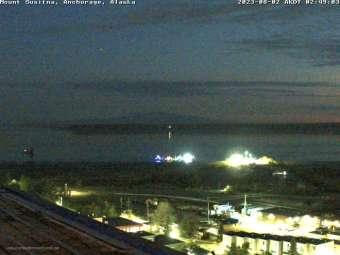Webcam Mount Susitna, Alaska