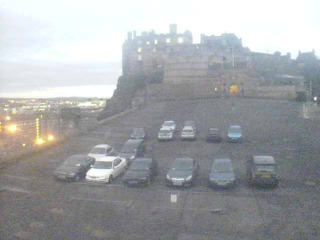 Webcam Edinburgh