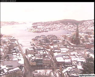 Webcam Arendal