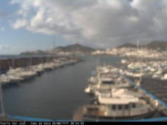 Webcam Cabo de Gata