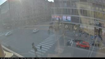 Webcam Milan