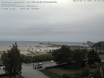 Webcam Warnemünde