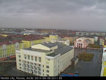 Webcam Norilsk