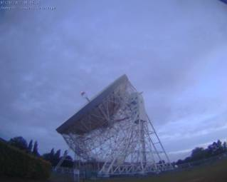 Webcam Jodrell Bank Observatory