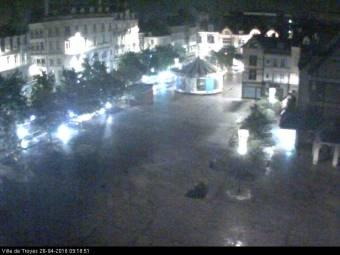 Webcam Troyes
