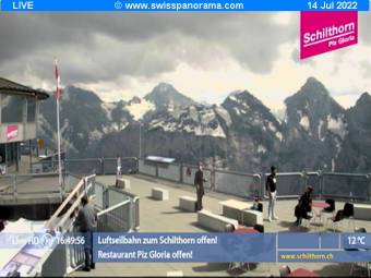 Webcam Schilthorn