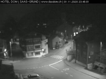 Webcam Saas-Grund