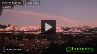 Webcam Hanmer Springs