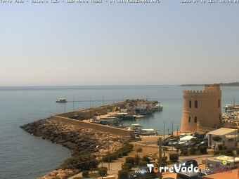 Webcam Marina di Torre Vado