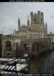 Webcam Cambridge