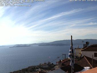 Webcam Glossa (Skopelos)