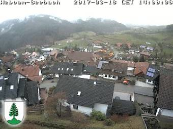 Webcam Seebach im Achertal