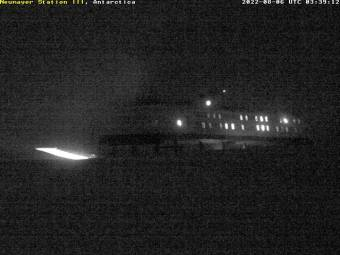 Webcam Neumayer Station III