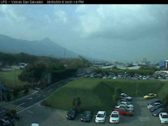 Webcam San Salvador