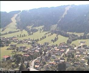 Webcam Niederau