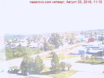 Webcam Nazarovo