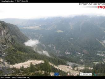 Webcam Sella Nevea