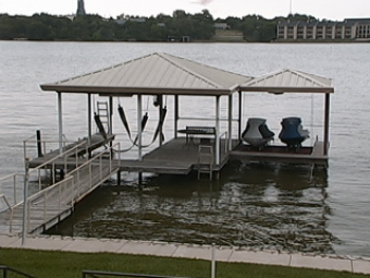 Webcam Lake Granbury, Texas