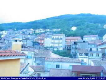 Webcam Fagnano Castello