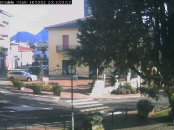 Webcam San Fedele Intelvi