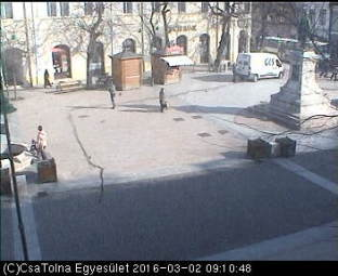 Webcam Szekszard