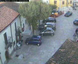 Pettoranello del Molise - Piazza Marconi