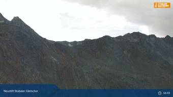 Webcam Stubai Glacier