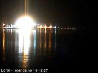 Webcam Moskenes