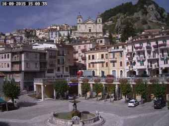 Webcam Castel di Sangro