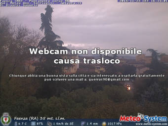 Webcam Faenza