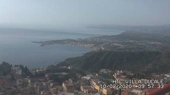 Webcam Taormina