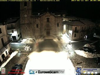 Webcam Rionero Sannitico