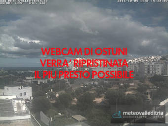 Webcam Ostuni